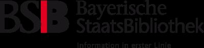 BSB - Bayerische Staatsbibliothek